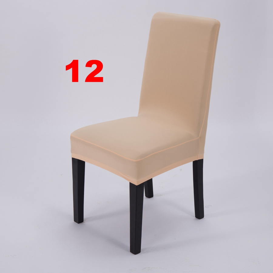 sale champers spandex stretch dining chair cover machine washable restaurant for weddings banquet folding hotel chair