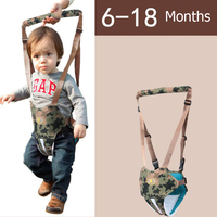 Baby Harness Infant Safe Walking Learning Assistant Belt Kids Toddler Adjustable Safety Strap Baby Leashes For