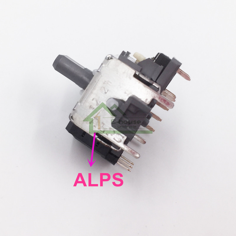 US $31 79 |20pcs For Sony Playstation 4 PS4 Controller Original 3D analog  joystick Axis Analog Sensor Module Replacement Part 3Pin-in Replacement