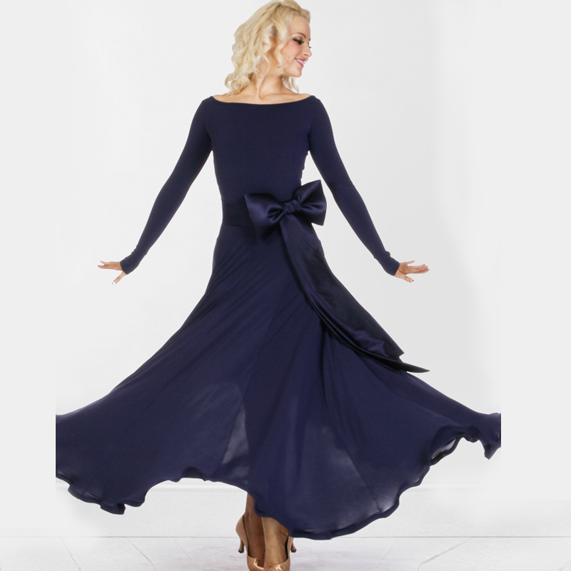 5e310255035b New ballroom dance competition dresses tango ladies ballroom dance dress  standard for women dresses modern waltz tango