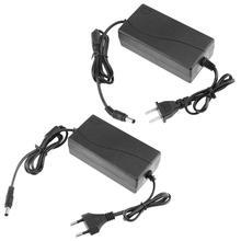 ЕС США plug 18 В 5A AC к DC Мощность адаптер конвертер 5,5*2,5 мм адаптер питания для двери системы