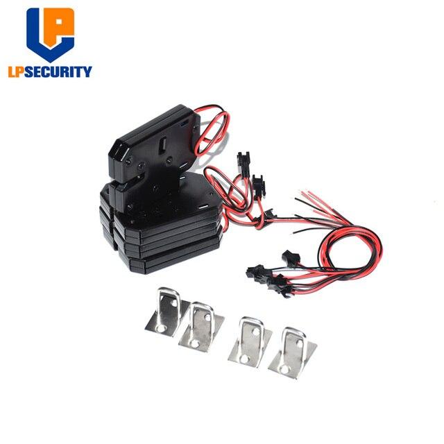 Verrouillage électrique anti vol et électromagnétique 12V cc
