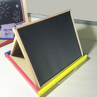 Drawing Writing Board Magnetic Puzzle Double Side Kid Wooden Toy Sketchpad Gift Children Intelligence Education Development D126