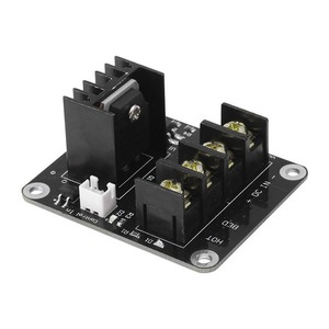 Image 1 - Hot Sale 3D Printer Heated Bed Power Module 210A MOSFET upgrade RAMPS 1.4