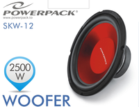 New Arrival 10inch Powerful Car Subwoofer Car Trunk Acoustic Speakers Woofers