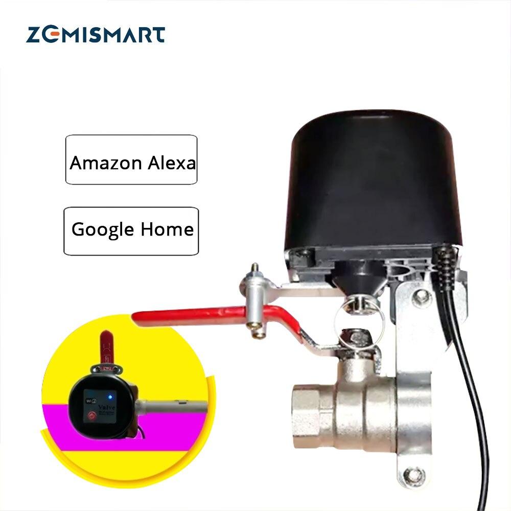 Elettronico Intelligente Giardino Acqua Spegnimento Timer WIFI Controller di Irrigazione Sistema di Irrigazione Automatico Valvola del Gas di Automazione Domestica