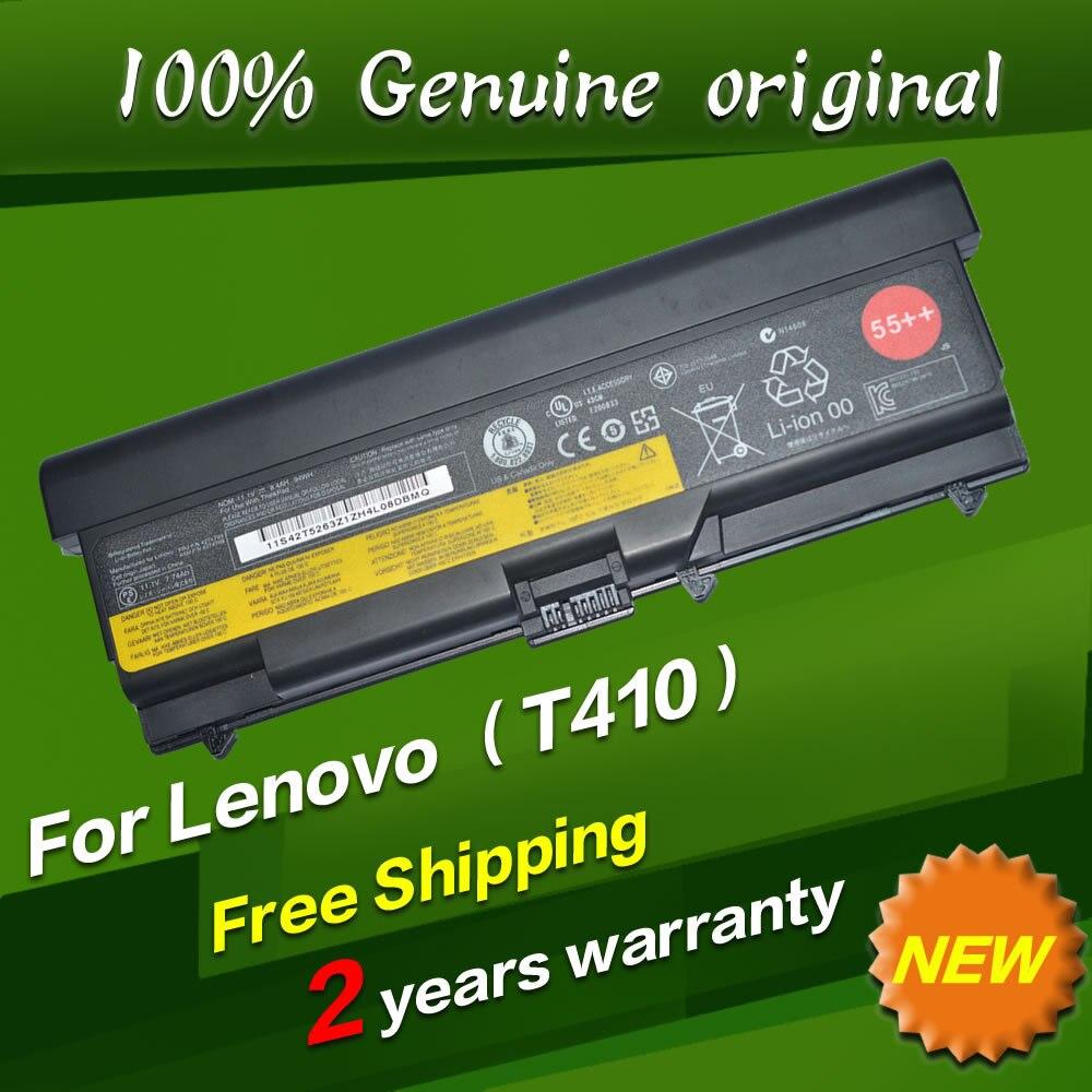JIGU Freies verschiffen 42T4817 42T4819 42T4848 Original-laptop-Batterie Für Lenovo L421 L510 L512...