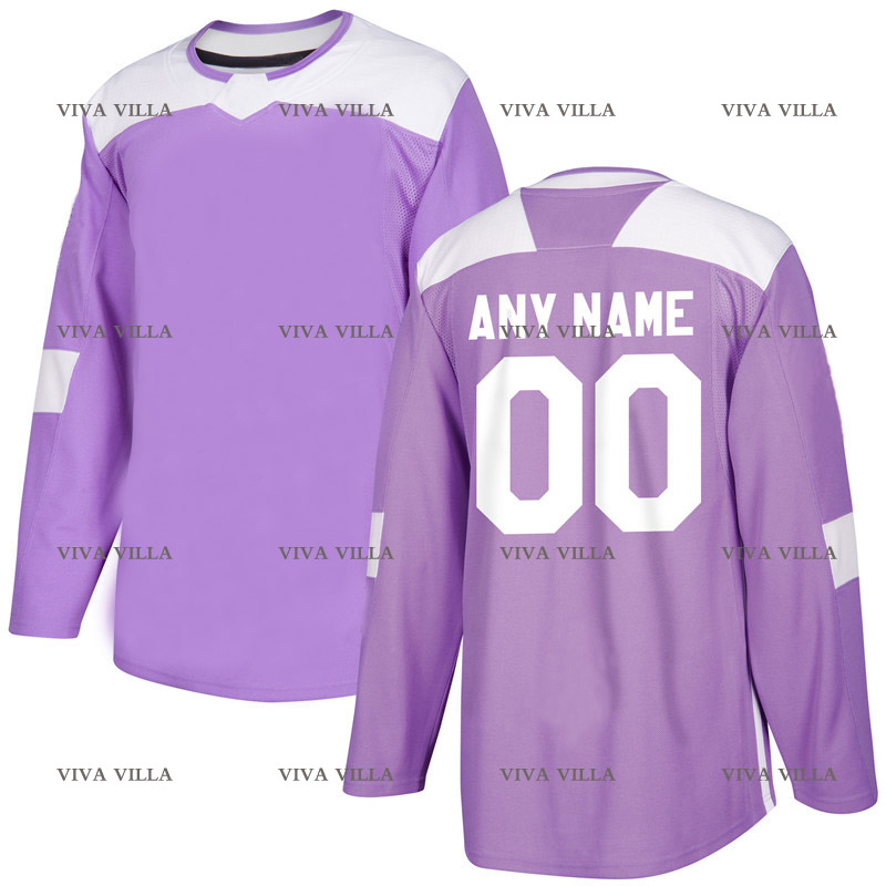 Hockey Jersey Customized Any Name Any Number High Quality Stitched Logos 2017 New Ice Hockey Jerseys S-4XL VIVA VILLA 2015 61 men s hockey jersey