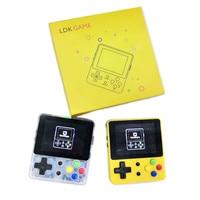 LDK game 2.6inch Screen Mini Handheld Game Nostalgic Children Retro game Mini Family TV Video Consoles