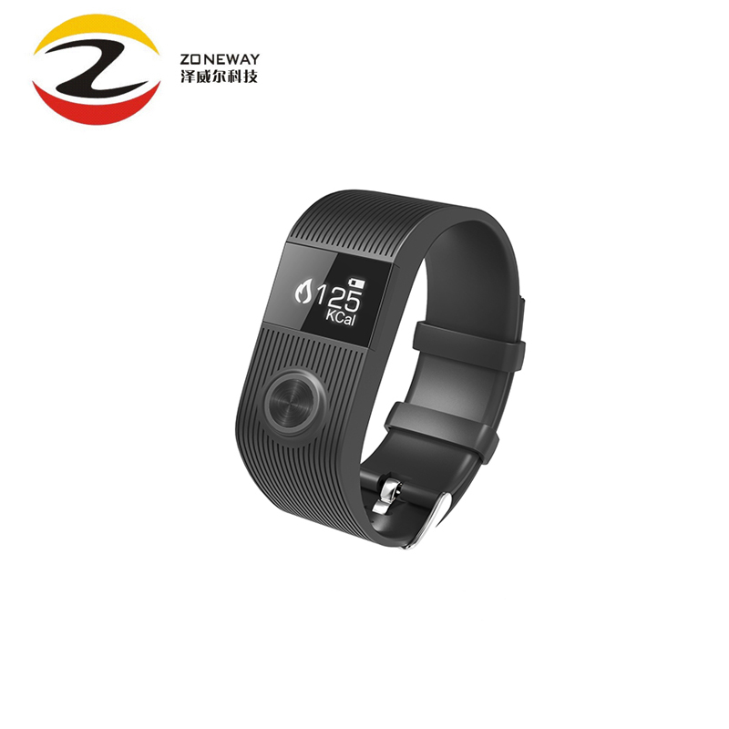 SX101 Smart Bracelet Wristband bluetooth heart rate monitor Tracker alarm Clock Watch Smart Band For Android