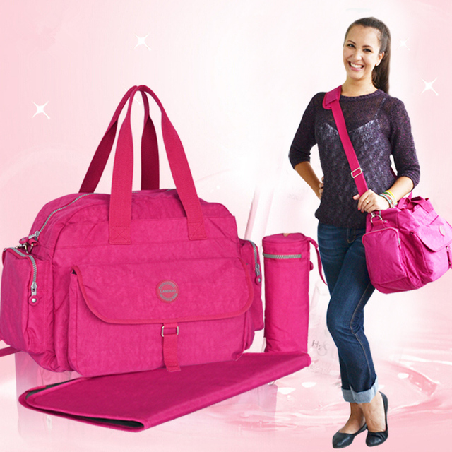 331733348154 Large Capacity Maternity Bags Nappy Baby Diaper Bag for Mother Organizer  Things Bolsa Termica Maternidade Infantile
