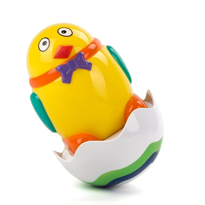 Baby Mobile Rattle Ойыншықтары Funny Duck Musical Tumbler - Балаларға арналған ойыншықтар - фото 4