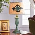Настольная лампа в стиле ретро  для гостиной  столовой  спальни  кантри