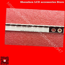 2PCS FOR samsung UA46ES7000J lamp strip 2012SVS46 1PCS=64 LED 572 mm  Test to ensure 100% usage!