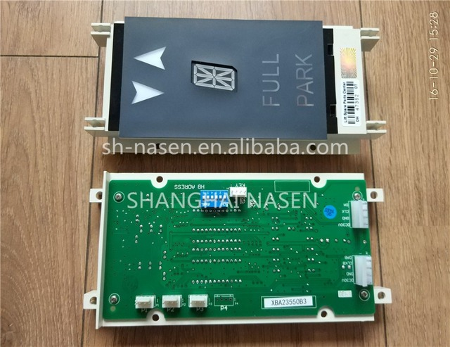 OT display board XBA23550B3
