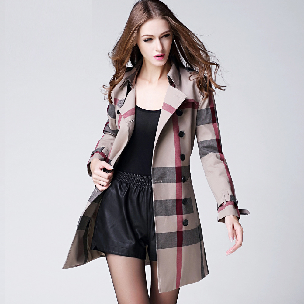 Popular Fall Trench Coats-Buy Cheap Fall Trench Coats lots from ...