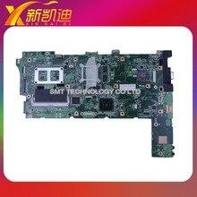 Pour ASUS N73S N73SV N73SM mère D'ordinateur Portable REV 2.0 GT 540 M 3 RAM SLOT Socket PGA989 DDR3 Top qualité