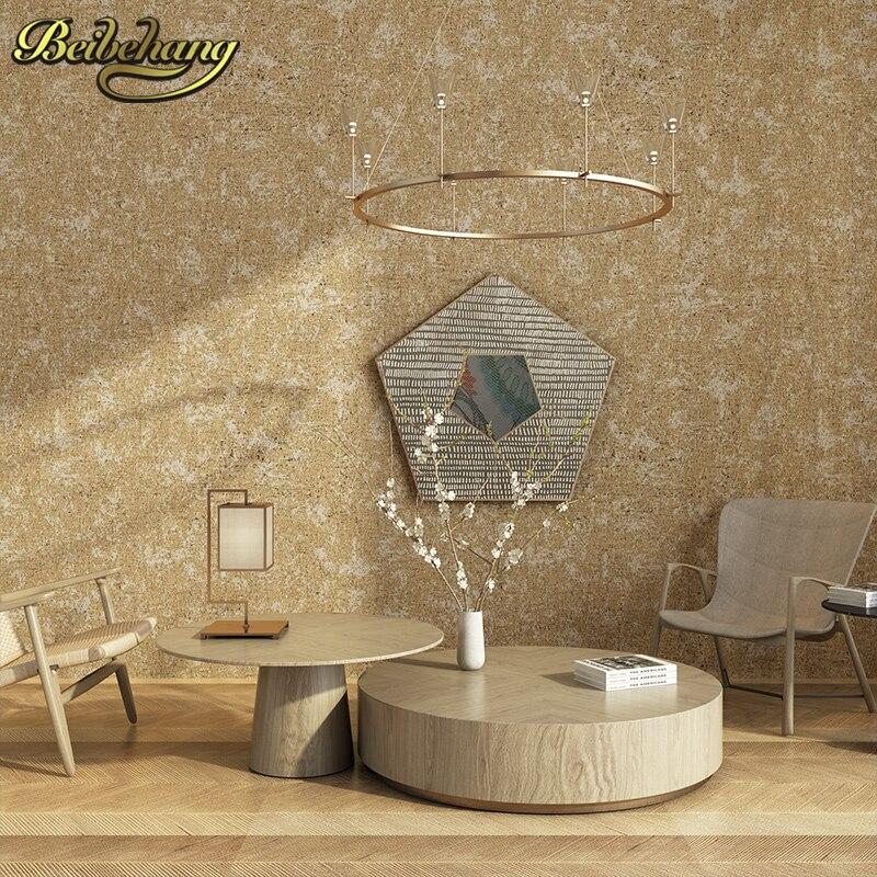 Beibehang сплошной цвет стены Бумага для Гостиная Спальня настенной Бумага-3D полы Desktop Задний план стены Бумага ролл панели