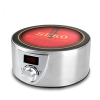 Household Small Induction Cooker Intelligent Mini Electric Ceramic Stove Multi functional Health Pot Kitchen Appliances