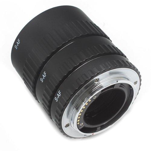 Meike S-AF-A Juego de anillos de tubo de extensión macro de enfoque - Cámara y foto - foto 4