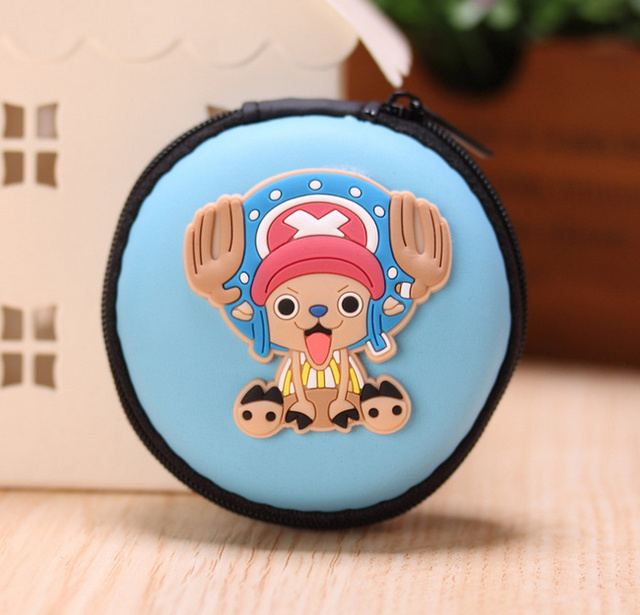 Cartoon 7CM Little Deer Coin Purse Wallet Case BOX , Cable Wire ...