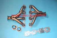 EXHAUST HEADER FOR CHEVY 427 454 496 502 V8 BIG BLOCK STAINLESS STEEL STREET ROD HUGGER HEADER FOR CHEVY SQUARE PIPE