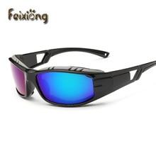 FEIXIONG Sport Sunglasses Men Polarized Sun Glasses Gafas De Sol Hombre Man fishing driving eyewear Oculos De Sol Masculino 2017