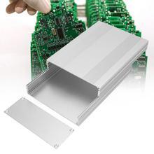압출 알루미늄 인클로저 PCB 악기 전자 프로젝트 케이스 접합 상자 DIY 악기 케이스 54x145x200mm