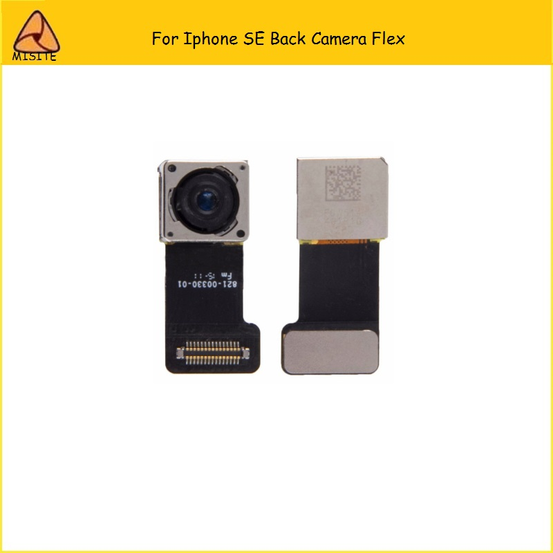Competitive Price Tested New Original Back Main Camera For Iphone SE 5SE Big Rear Camera Cam Module Flex Cable Shipping Free