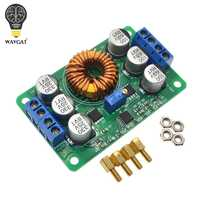 WAVGAT 3D Printer Parts Prusa i4 Voltage Convertor Ultra-high-efficiency DC-DC step down module IN 16-40V OUT 1.0-12V / 6A
