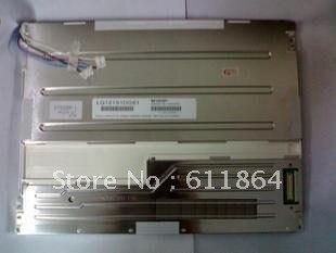12.1 inch 800*600 LQ121S1DG61 LCD Panel Screen Display Industrial Application Refurbished dhl ems 1 pc sh lcd display 12 1 inch lq121s1dg42 800 600 f4