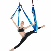 Flying Yoga Swing Anti Gravity Yoga Hammock Wing Hanging Body Building Workout Fitness Equipment For Yoga