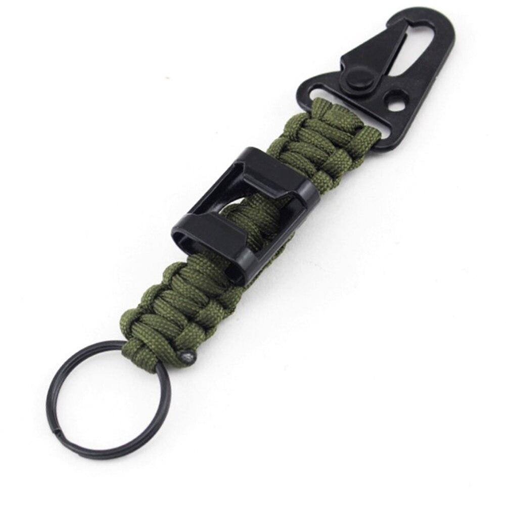 Camping gadgets longe porte-clés trousse de premiers soins survie porte-clés multi outil randonnée accessoires kamp malzemeleri décapsuleur