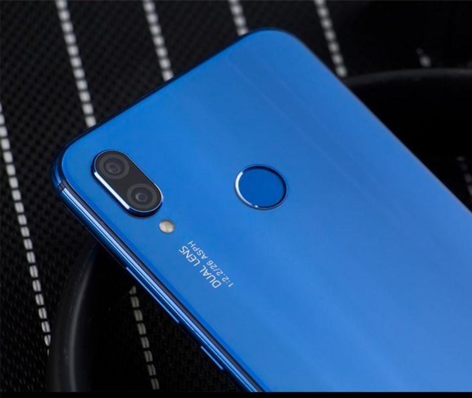 HTB1GrshfQomBKNjSZFqq6xtqVXaP - Huawei P20 Lite Nova 3E Global Firmware 4G LTE Mobilephone Face ID 5.84