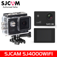 100 Original SJCAM SJ4000 Series SJ4000 WIFI Action Camera 1080P HD 2 0 Waterproof Camera Sport