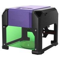 New 1500 MW USB Desktop Laser Engraver Machine 80x80mm Engraving Range DIY Logo Mark Printer Cutter