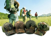 Outdoor Camouflage Hat Visor Baseball Cap Breathable Mountaineering Hat Quick-Drying Hunting Cap brand summer quick drying sports baseball cap for men women outdoor net breathable absorb sweat snapback cycling hat visor gorra