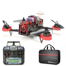 New High Quality Eachine Falcon 250 FPV Quadcopter with FlySky i6 2.4G Remote Control 5.8G HD Camera RTF RC Multicopter