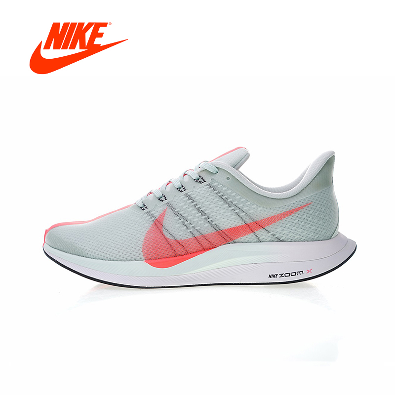 2018 Original Nike Zoom Fly Mercurial Flyknit X Off-White Men s Running  Shoes Outdoor Jogging Breathable gym Shoes AO2115-800 2959dbf19661