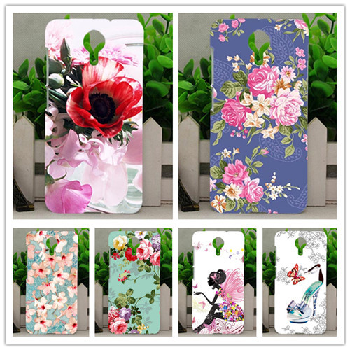 """For micromax E313 Case Diy Painting Colored Flowers Fruit Soft Tpu Case Cover For Micromax Canvas Xpress 2 E313 5.0"""" Cases Sheer"""