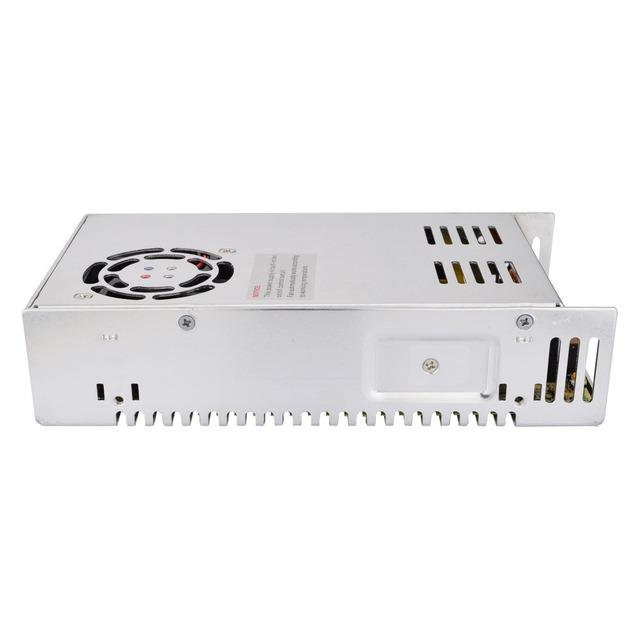 DC24V 400W 16.7A Switching Power Supply 115V/230V to Stepper Motor 3D Printer/CNC