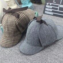 Sherlock Holmes Cosplay Hat/Cap