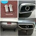 Для Geely Atlas  Boyue  NL3  SUV  Proton X70  Emgrand X7 Sports  выхлопная труба для автомобиля