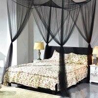 190*210*240mm Caixa Forma Insect Repeller Mosquito Bug Net Viagem Camping Casa de Quatro portas 2 Cores