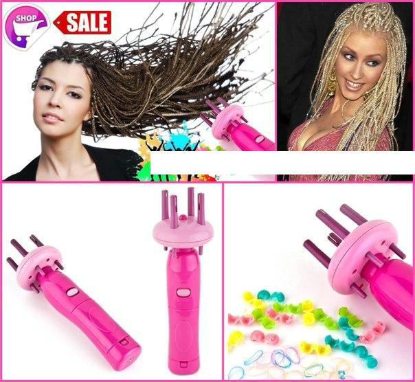 Hair Braider Styling Curler As Seen On Tv In Braiders From Beauty Health Aliexpress Alibaba Group