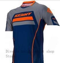 цена на 2019 summer outdoor downhill jersey bike riding  MTB DH bicycle riding T-shirt short-sleeved motocross jersey