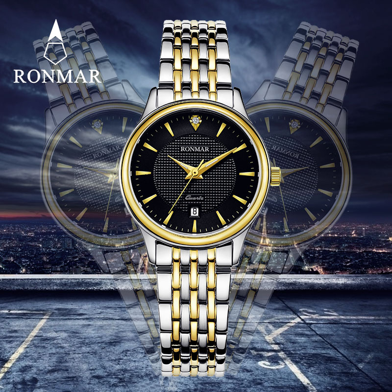 ФОТО 2017 New Top Brand Watch Women Watches RM8006L Luxury Ladies Watch Quartz Wristwatch Relojes Mujer Montre Femme Marque