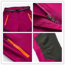 2017 New Women Hiking Pants Camping Female Pants VB003