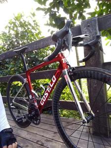 Costelo speedmachine3.0 كاملة الدراجة الكربون الطريق الدراجة لجنة تقصي الحقائق completa إطار دراجة هوائية groupset عجلة bicicleta دراجة مجموعة DI2