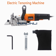 Woodworking Slotting Machine Electric Tenoning Wood Biscuit Joiner Multifunctional Slot